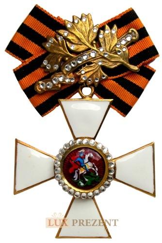Крест ордена св. Георгия 1 степени