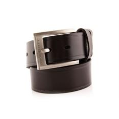 Кофейный мужской кожаный ремень G.Ferretti тип 68-7