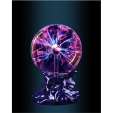 Плазменный шар Каменный цветок
