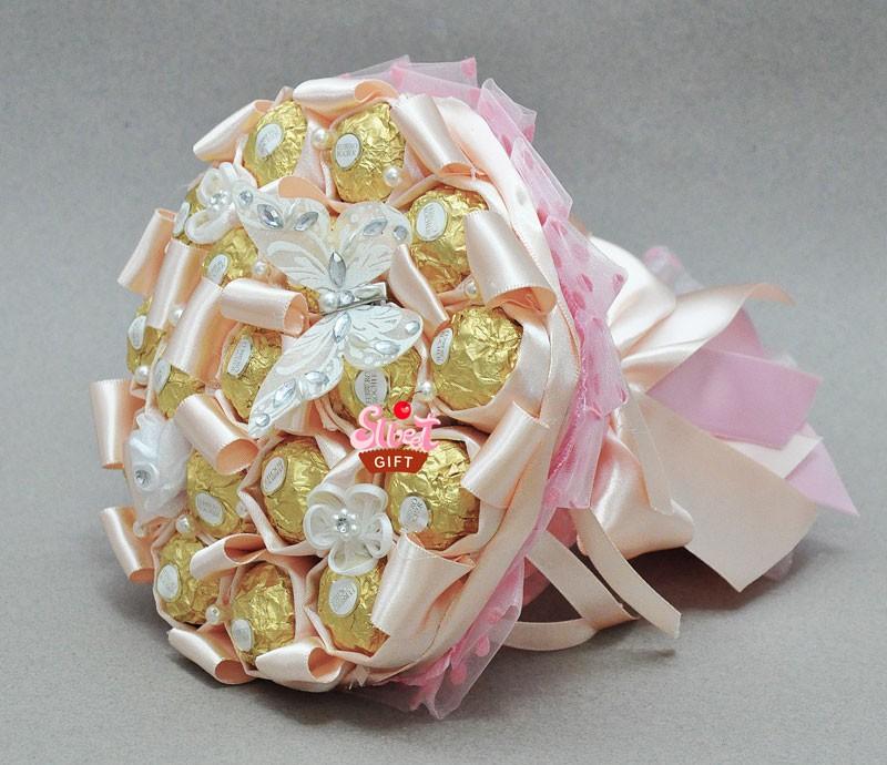 Букет из конфет Барселона