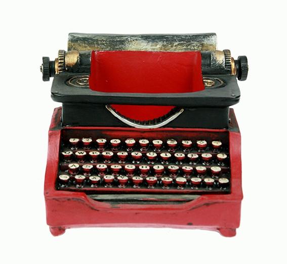 Подставка для ручек Печатная машинка