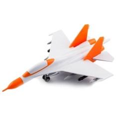 Двойная ручка Оранжевый самолет