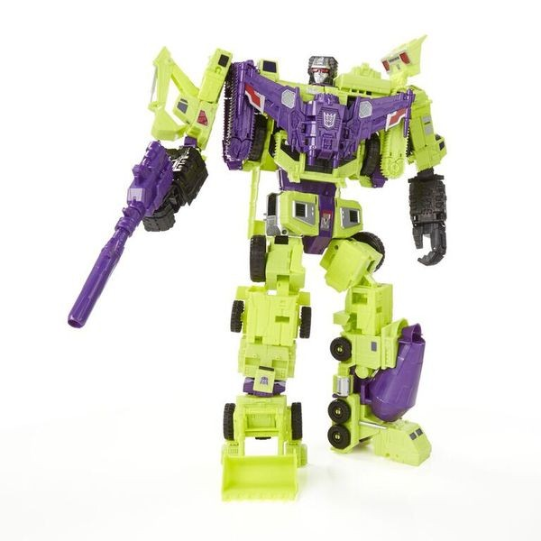 Трансформер Дженерэйшнс: Комбайнер Ворс Титан (Hasbro)