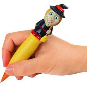 Ручка на присоске «Ведьма»