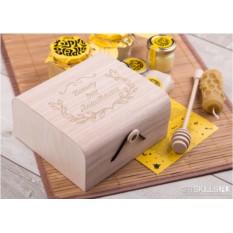 Косметический медовый набор «Beauty box»