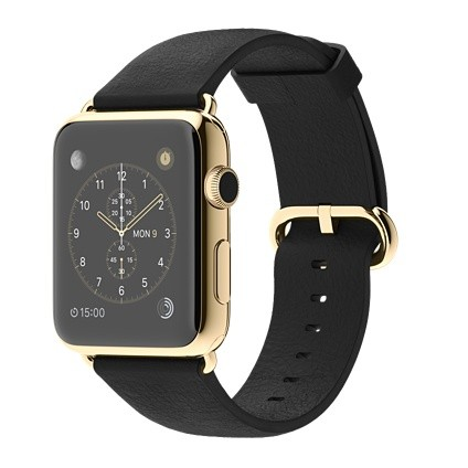 Apple Watch Edition 42mm with Black Classic Buckle