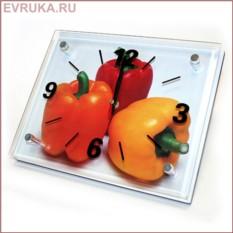 Часы на батарейках Болгарский перец