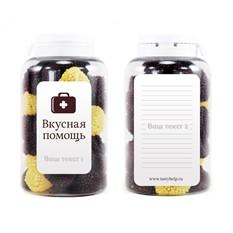 Вкусная помощь с вашим дизайном Ягоды в обсыпке Кола-Лимон