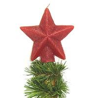 Новогодняя свеча Звезда