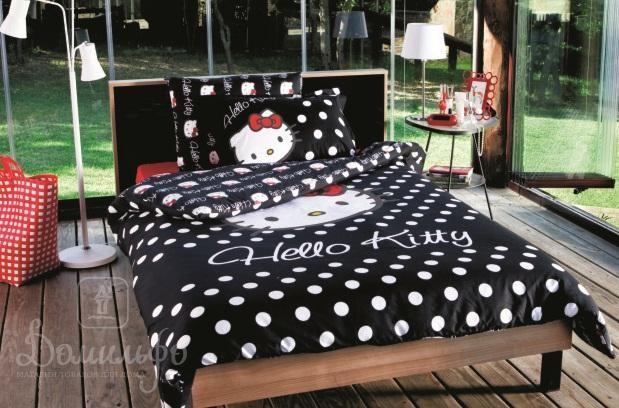 Детское постельное белье Hello Kitty Stylish