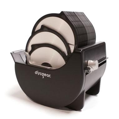 Бокс для дисков Браузер 50 (черный)