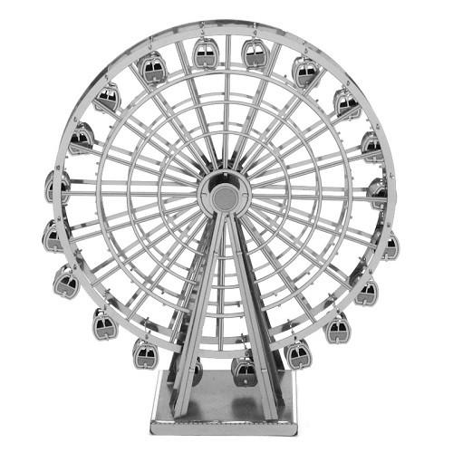 3D-пазл из металла Колесо обозрения