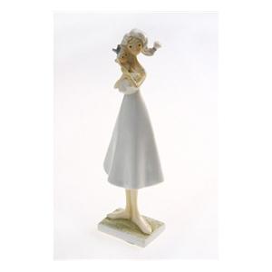 Фигурка «Девочка с куклой-принцессой»