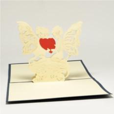 Объемная открытка 3D Любовь