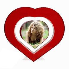 Фоторамка электромагнитная «Влюблённые сердца»