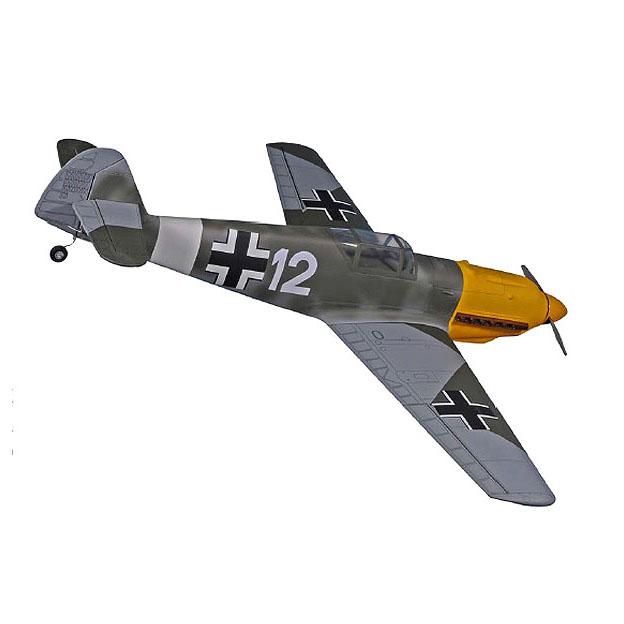 Радиоуправляемый самолет BF109
