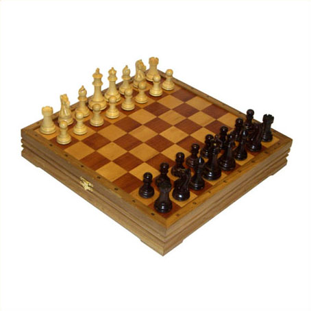 Шахматы средние с утяжелением