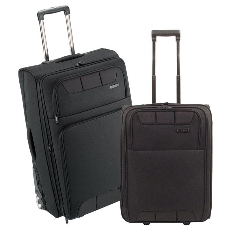 Расширяемые чемодан-тележки Antler