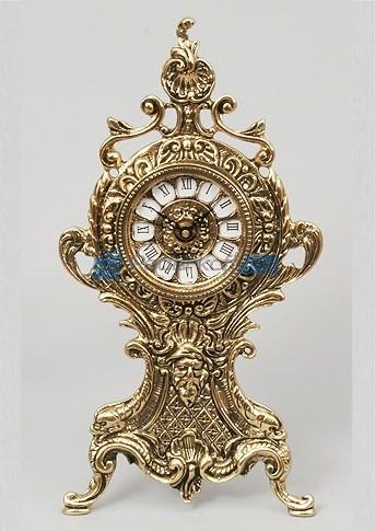 Часы-половинки из бронзы Овьедо