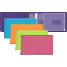 Чехол для пластиковых карт Time System Skiver