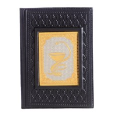 Обложка для паспорта из кожи «Медику»
