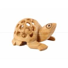 Статуэтка из дерева Черепаха