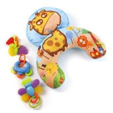 Коврик-подушка Веселый жирафик