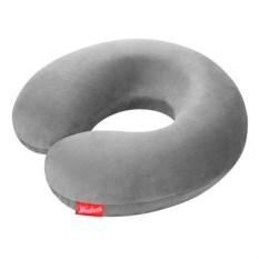 Светло-серая подушкa для путешествий La Siesta Memory Foam