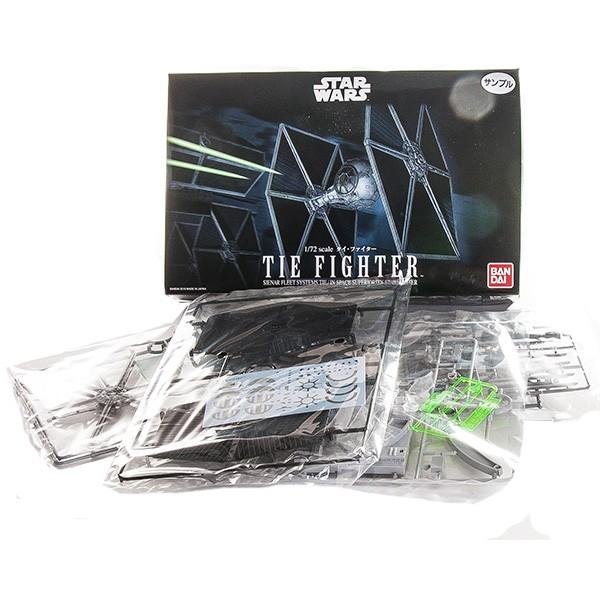 Сборная модель Истребитель TIE-Fighter