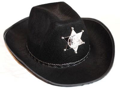 Маскарадная шляпа Шериф