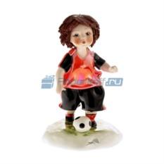 Фарфоровая статуэтка Футболист от Zampiva