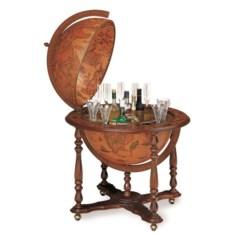 Глобус-бар для спиртного, диаметр 60 см