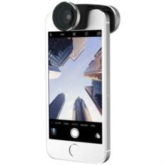 Lens Set 4-in-1 для iPhone SE/5/5S от Olloclip