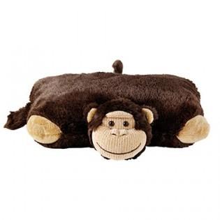 Плюшевая подушка «Обезьянка»