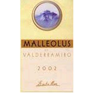 Вино Malleolus de Valderramiro. Emilio Moro