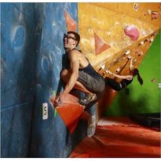 Индивидуальное занятие с инструктором по скалолазанию