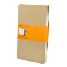 Записная книжка Moleskine Cahier (в линейку) Large