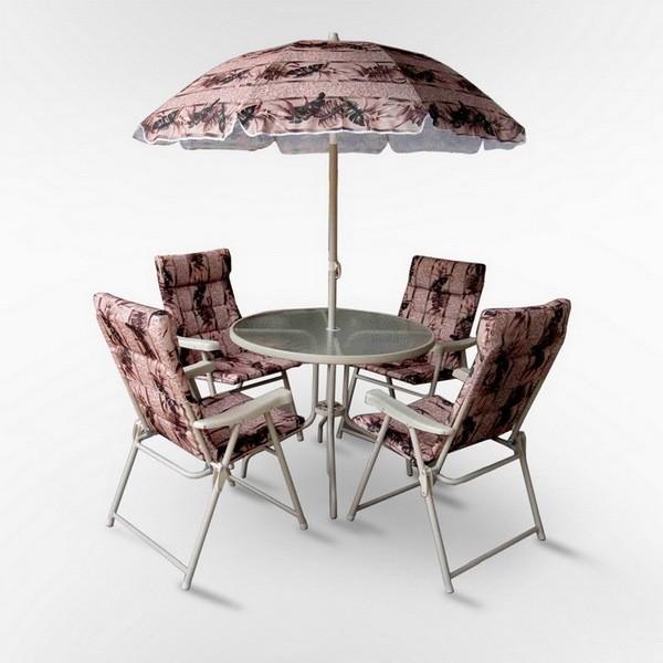 Набор мебели Versal с зонтом