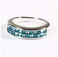 Кольцо с кристаллами Swarovski Dream