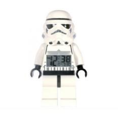 Будильник Лего. Звёздные Войны, минифигура Шторм Трупер