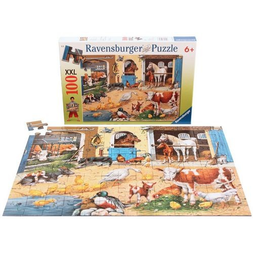 Пазл Сельская жизнь от Ravensburger