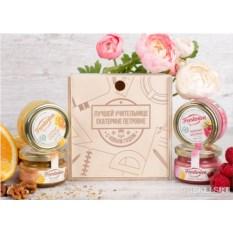 Набор фруктового крем-мёда Frestorica «Учителю»
