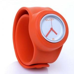 Слэп-часы Оранжевые