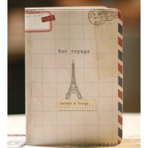 Обложка для паспорта Seeso - Paris, Paris!