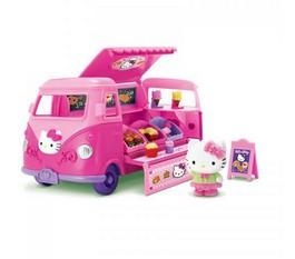 Игровой набор «Магазин на колесах» Hello Kitty