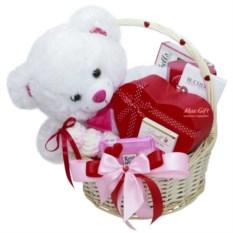 Подарочная корзина Любимой сладкоежке