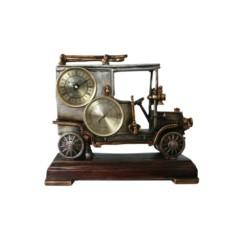 Настольные часы с термометром Ретромобиль Lisheng