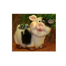 Кашпо «Свинка»