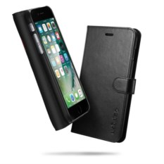 Чехол-портмоне для iPhone 7 Plus Wallet S Black