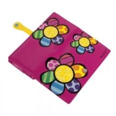 Большой розовый кошелек Britto Flower